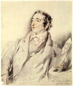 Thomas rowlandson portrait