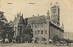 Thorn, Westpreußen - Rathaus (Zeno Ansichtskarten).jpg