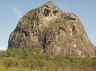 Mount Tibrogargan - Image: Tibrogargan