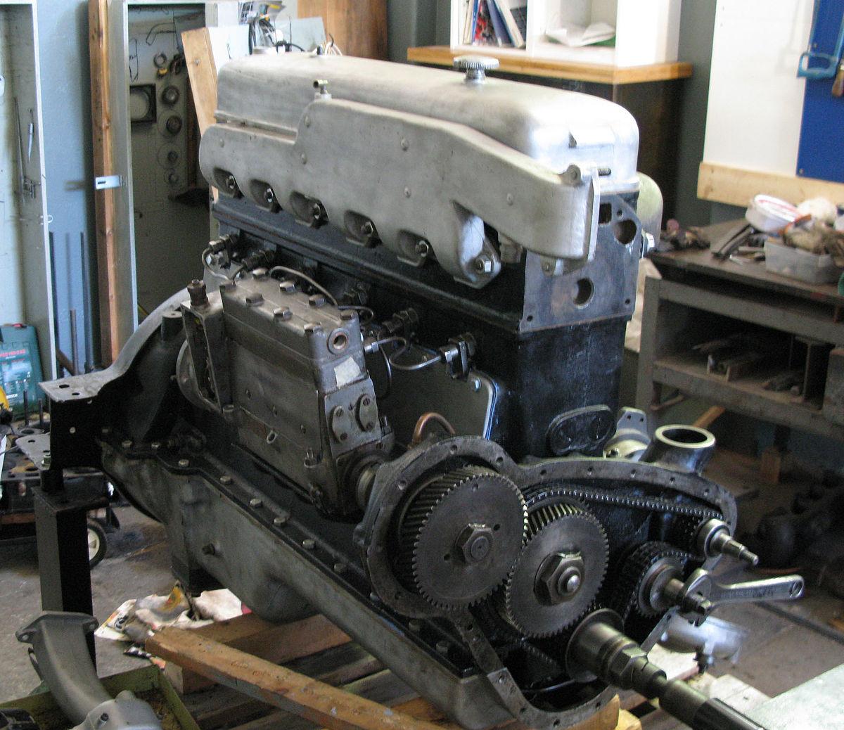 Gasoline Engine Combustion Chamber Design