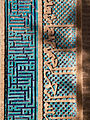Tilework, Portico, Friday Mosque, Natanz, Iran (14475149205).jpg