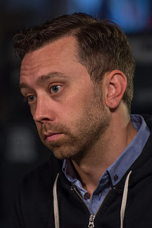 Tim McIlrath - Tim McIlrath at The Republik in Honolulu, Hawaii in 2015.