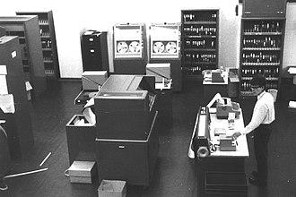 Titan (1963 computer) - Titan computer, 1965