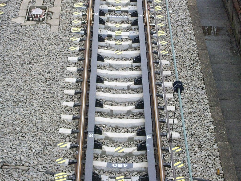 1024px Tokaido Shinkansen derailment prevention guard - The Tokaido Shinkansen