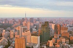 Economy of Asia - Tokyo, Japan
