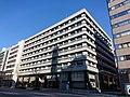 Tokyo Shoken Building, at Nihonbashi-Kayabacho, Chuo, Tokyo (2019-01-02).jpg