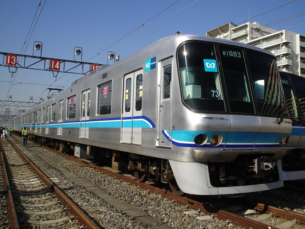 Tokyo Metro 07 Series Wikipedia