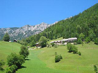 Topla, Črna na Koroškem Place in Carinthia, Slovenia