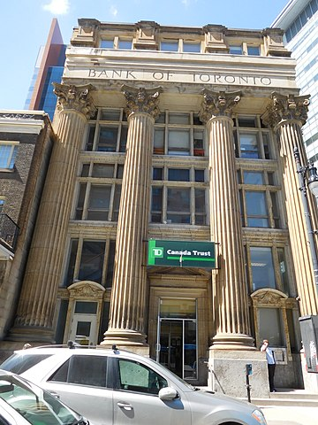 TD Bank by Jeangagnon [CC BY-SA 4.0 (https://creativecommons.org/licenses/by-sa/4.0)]
