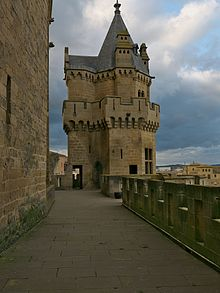 Palace of the Kings of Navarre of Olite - Wikipedia