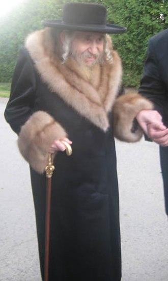Kiryas Tosh - The Tosher Rebbe