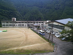 Totsukawa High School01.JPG