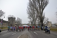 Tour La Provence 2019 - Avignon - Peloton 3.jpg
