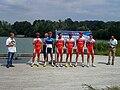 Tour de l'Ain 2010 - étape 2 - équipe Cofidis.jpg