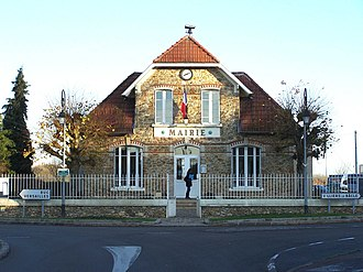Toussus-le-Noble - Town hall