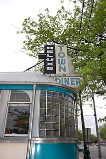 Town Diner United States historic place