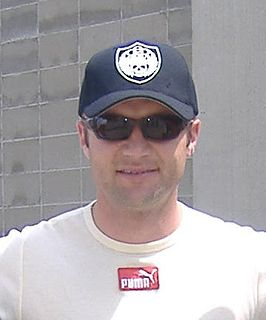 Townsend Bell 2006 Indy 500 Carb Day.jpg