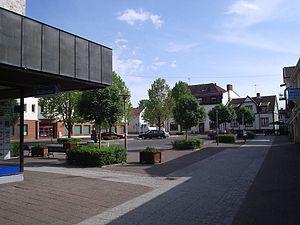 Falköping - Trätorget (17 June 2006)