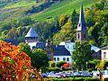 Traben-Trarbach - Pfarrkirche St. Nikolaus im Ortsteil Trarbach - panoramio.jpg