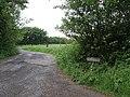 Track to Weekfield - geograph.org.uk - 455458.jpg