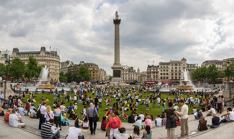 File:Trafalgar Square Grass - May 2007.jpg