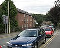 Traffic queue in Holyhead Road on the evening of 01 August, 2007 - geograph.org.uk - 516632.jpg