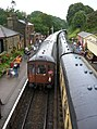 Train departing for Grosmont - geograph.org.uk - 925689.jpg