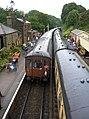 Train departing for Grosmont - geograph.org.uk - 925689.jpg