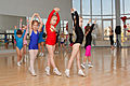 Training of young gymnasts (Angarsk, Russia).jpg