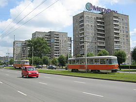 Image illustrative de l'article Tramway de Kaliningrad
