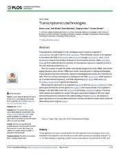 Transcriptomics technologies - journal pcbi.1005457.pdf