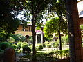Trastevere - s G Battista dei genovesi - chiostro Pontelli 1160669.JPG