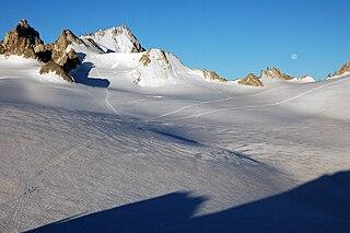 Trient Glacier glacier