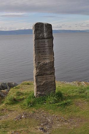 Ellen Lie - Monument in Trondheim