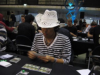 Tsuyoshi Ikeda Magic: The Gathering players