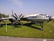 Tu-116 in Ulyanovsk Aircraft Museum