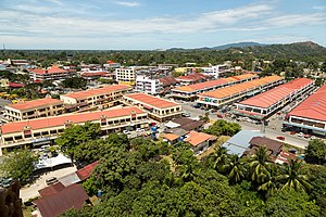 Tuaran - Tuaran town centre.