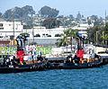 Tugboats Spartan and Saturn in San Diego, California.jpg