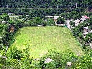 Tumanyan, Armenia - Tumanyan football field