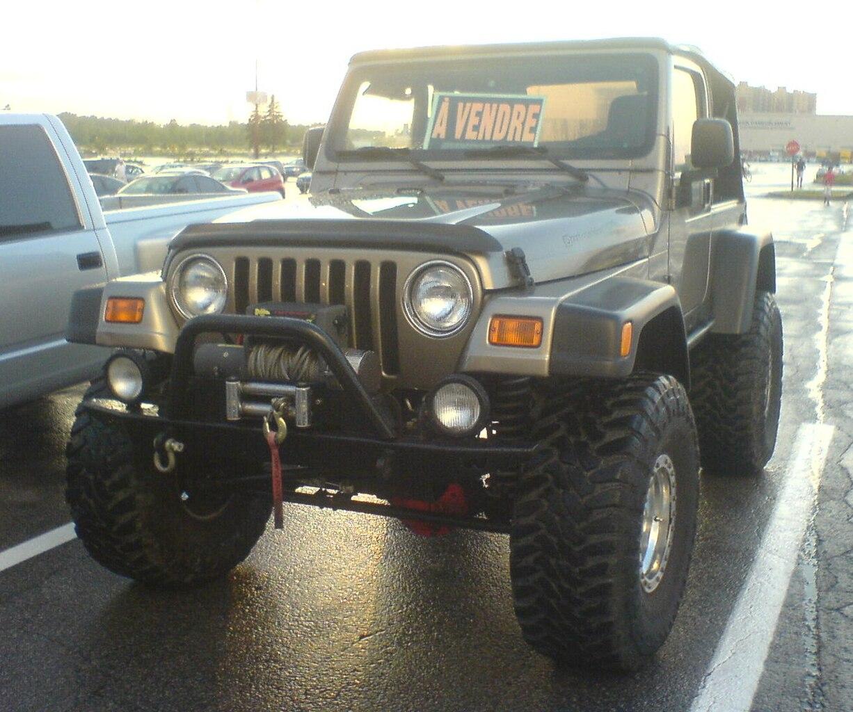 FileTuned Jeep Wrangler TJ (Les chauds vendredis 10)jpg