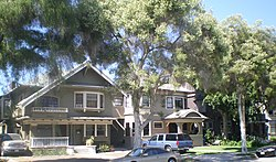 Twentieth Street Historic District, Los Angeles.JPG