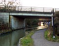 Two Boats Bridge, Grand Union Canal - geograph.org.uk - 1126895.jpg