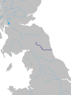 Tyne River Route.png