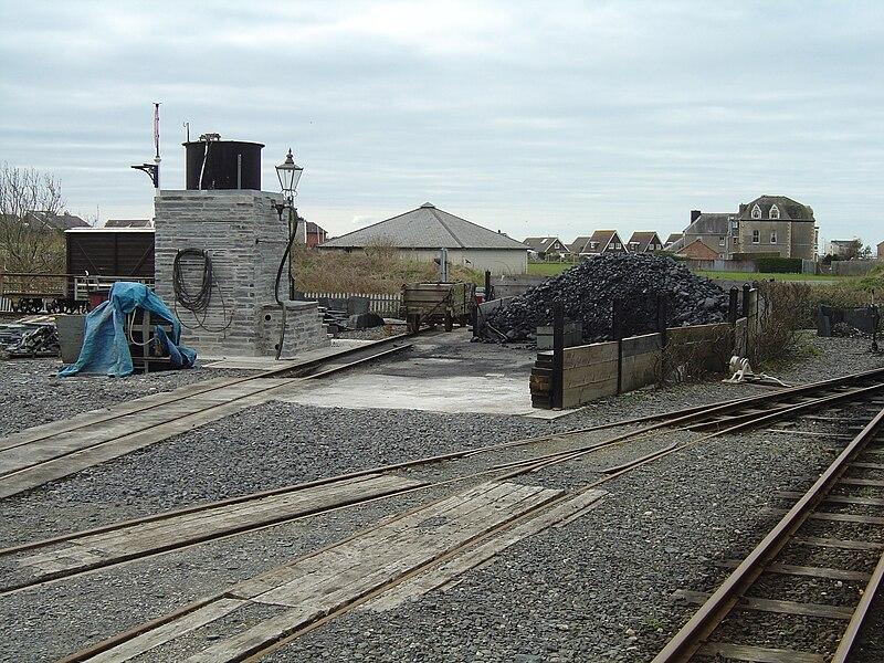 File:Tywyn Wharf coaling stage - 2008-03-18.jpg