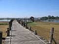 U'Bein bridge - the longest teak bridge in the world2.jpg