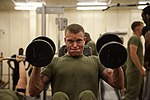 U.S. Marines Maintain Their Physical Fitness on Camp Leatherneck 130628-M-YH552-035.jpg