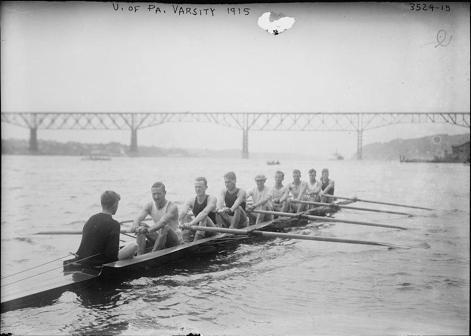 U. of Pa. varsity, 1915 (LOC)