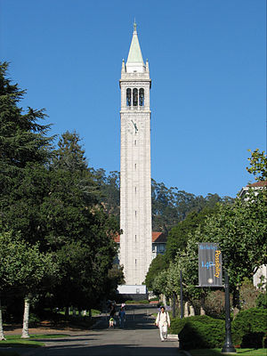 Peder Sather - Sather Tower at UC, Berkeley