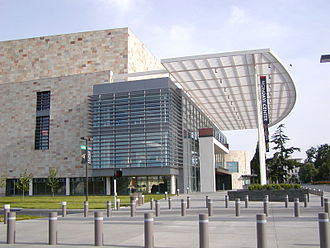 University of California, Davis - Mondavi Center