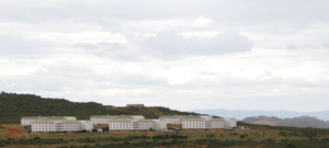 University of Dodoma - Image: UDOM Dormitories